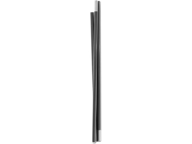 Hilleberg Altai Varillas Laterales 135cm x 13mm, grey
